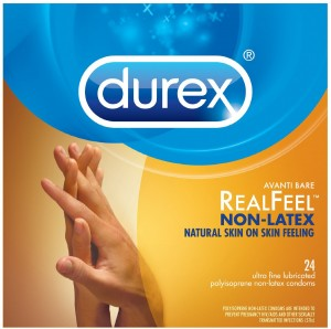Durex Avanti Bare Real Feel Polyisoprene Condoms